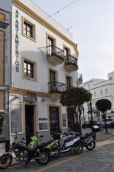 Apartamentos Trujillo, Sancho IV,  13, 11380, Tarifa