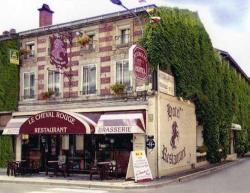 Le Cheval Rouge, 1 rue Chanzy, 51800, Sainte-Menehould