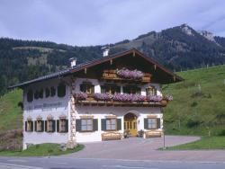 Malerhaus, Spielbergstr. 45, 6391, Fieberbrunn