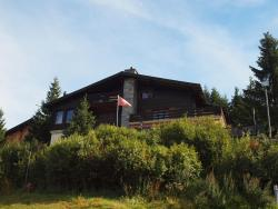"Chalet Panorama, Rosswald 127 (46°18'19.0""N 8°02'35.1""E), 3913, Termen"