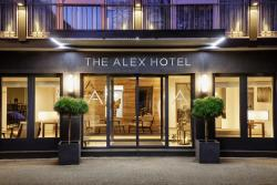The Alex Hotel, Rheinstrasse 29, 79104, Freiburg im Breisgau