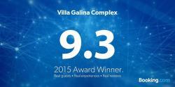 Villa Galina Complex, 29 Han Tervel Str., 9101, Byala