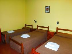 Hotel Parque, Chacabuco Numero 283, 5730, Villa Mercedes