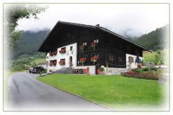 Haus Lucas Tschofen, Untere Gosta 186, 6793, ガシュルン