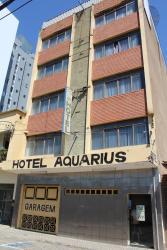 Hotel Aquarius, Rua Pedro Nolasco, 513, 35170-300, Coronel Fabriciano