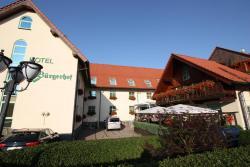 Hotel Bürgerhof, Straße der Einheit 27, 09337, Hohenstein-Ernstthal