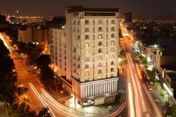 Tehran Grand Hotel, 391-Motahari Ave-Valiasr St,, テヘラン