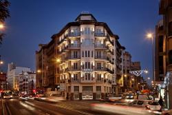 Hotel Avenida, Avenida de Zaragoza, 5, 31003, Pamplona