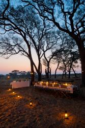 Hwange Safari Lodge, Hwange National Park,, Hwange