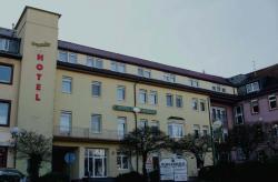 Hotel Avalon, Hauptstr. 1c, 66849, Landstuhl