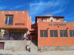 Hostal La Sociedad, Avda. Cataluña, 9, 44622, Arens de Lledó