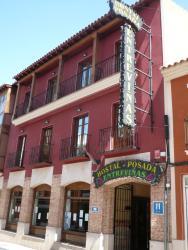 Hostal Posada Entreviñas, Seis De Junio, 139, 13300, Valdepeñas
