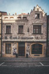 Hotel u České koruny, Tomkova 180, 50003, Hradec Králové