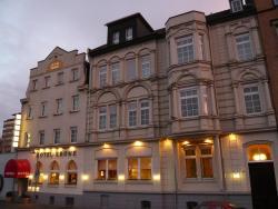 Hotel Krone, Rheinkai 19-20, 55411, Bingen am Rhein