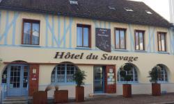 Hôtel du Sauvage, 27 rue de Paris, 77320, La Ferté-Gaucher