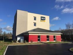 Ace Hôtel Angers, rue du Paon, 49124, Saint-Barthélemy-d'Anjou
