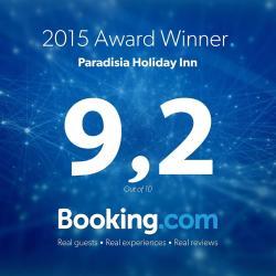Paradisia Holiday Inn, Royal Road, +230, Trou d' Eau Douce
