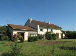 La Casa Colorada, 2 Route de Rieland - Bonnaisod, 39190, Vincelles