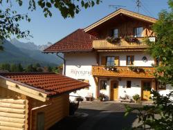 Gästehaus Alpengruß, Sonnleiten 3, 82499, Wallgau