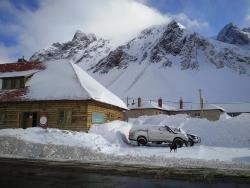 Portezuelo del Viento - Hostel de Montaña, Ruta Internacional 7 s/n°, 5557, Las Cuevas