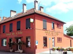 Hôtel Restaurant de l'Isle, 28 rue de l'Isle, 52220, Montier-en-Der
