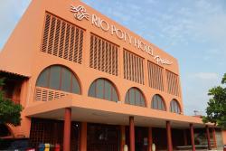 Rio Poty Hotel Praia, Avenida Dos Magistrados, 2350, 64220-000, Luis Correia