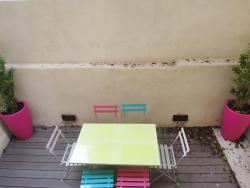 Stay's - Duplex Terrasse Isidore, 3 Rue Isidore Girard, 34000, Montpellier