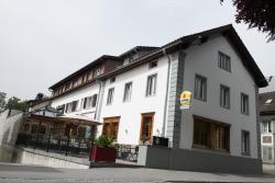 Hotel Hirschen, Bahnhofstrasse 16, 7304, Maienfeld