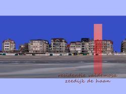 Apartment Valdemosa, Zeedijk de haan 27, 8420, De Haan