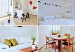 Flower Trail Apartments, Different locations in Tel Aviv, 63562 Tel Awiw