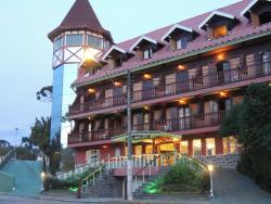 Hotel Monte Carlo, Av Dr Paulo Ribas 133 - Capivari, 12460-000, Campos do Jordão