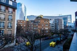 La Defense Puteaux Balcony, 4 Rue Nelaton, 92800, Puteaux