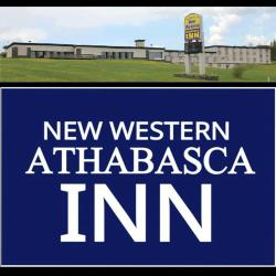 New Western Athabasca Inn, 5211 41 Avenue, T9S 1A5, Athabasca