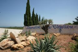 Domaine de la Cigalière, 4345 Route du Thoronet, 83340, Le Cannet-des-Maures