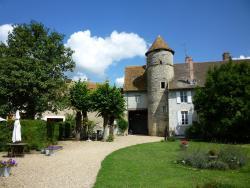 Le Relais de Chasse, 1 Place de l'Eglise, 58240, Chantenay-Saint-Imbert