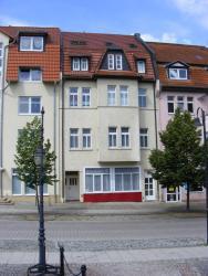 Ferienwohnung Lazarek, Poststraße 1c Paterre, 06502, Thale