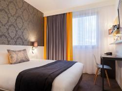 Hotel Kyriad Tours St Pierre des Corps Gare, Parvis De La Gare TGV, 37700, Saint-Pierre-des-Corps