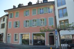 Lake-front spacious flat in Nyon, 67, rue de Rive, 1260, Nyon