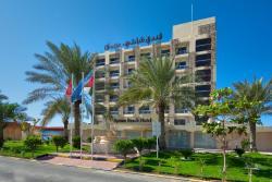 Ajman Beach Hotel, Corniche Road,, Ajmán