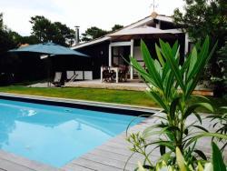 Villa de charme Cap Ferret, 14 Avenue des Chalands, 33950, Le Canon
