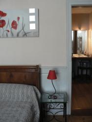 La Terrasse de la Grand'Rue 6 - chambre d'hôtes -, 4 rue Frédéric Bastiat, 40250, Mugron