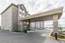 Comfort Inn & Suites Edmonton International Airport, 203 19th Avenue, T9E 0W8, Nisku