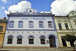 Hotel Bohumilka, Lázeňská 177, 507 81, Lázně Bělohrad