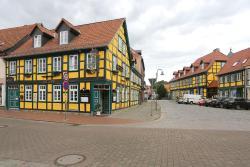 Hotel & Restaurant Zur Post, Breite Str. 39, 29410, Salzwedel