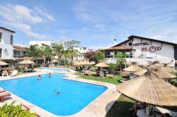 Hotel El Cid, Hipolito Irigoyen 250, 5152, Villa Carlos Paz