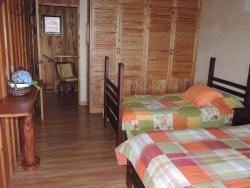 Quinta Galeon Lodge, Calle del Bosque, Quebradillas, 11702, Jardín