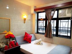 Budget Hostel, Flat D3, 10/F,  Block D, Chungking Mansion, 36-44 Nathan Road,, Χονγκ Κονγκ