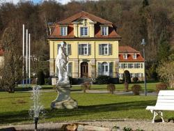 Philosophenvilla, Heinrich-von-Bibra-Str. 9, 97769, Staatsbad Brückenau