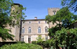 gite château d'Agel, 6 place du château, 34210, Agel