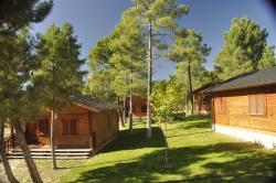 Cabañas Rurales Los Barrancos, Carretera Zarzuela km 1, 16140, Villalba de la Sierra